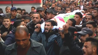 Seg1 palestinian funeral