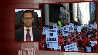 Jaisal noor teacher strike