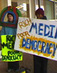 Over the Chants of Protesters The FCC Votes to Unleash the Largest Wave of Media Consolidation in U.S. History
