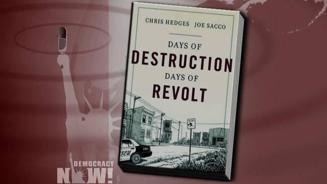 Hedges days of destruction