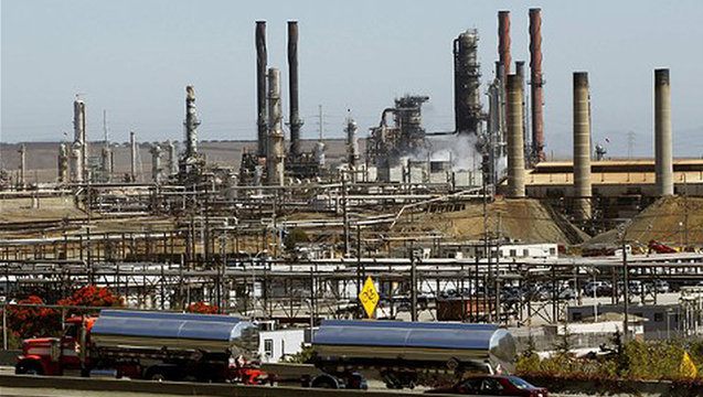 Chevron refinery1