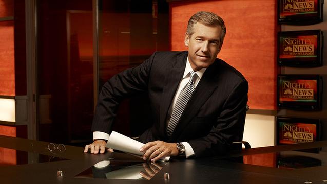 Brian williams nbc nightly news 2