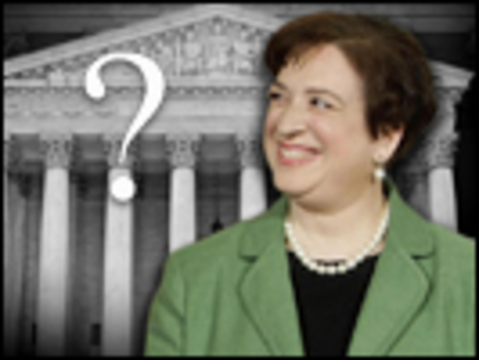 Glenn Greenwald v. Lawrence Lessig: A Debate on Elena Kagan's Supreme Court Nomination