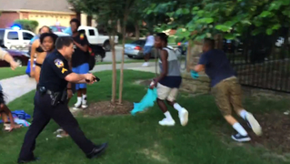 Texas pool party police brutality mckinney gun casebolt 1