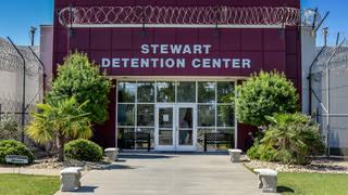 S3 stewart detention center corecivic handout