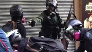 Seg2 hk protester shot