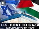 Gazaboat israel button