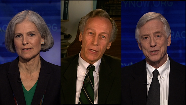 Second presidential debate 2012