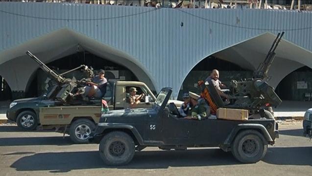 Tripolimilitants