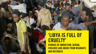 Amnesty international libya migrant detention report 1