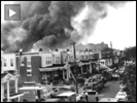 25 years ago philadelphia police bombs move headquarters killing 11 destroying 65 homes democracy now