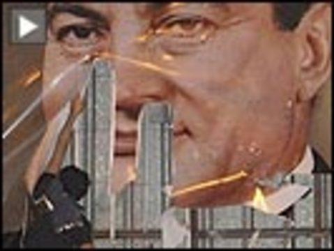 Mubarakposter
