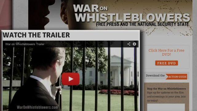 "Filmmaker Robert Greenwald on ""War on Whistleblowers: Free ..."
