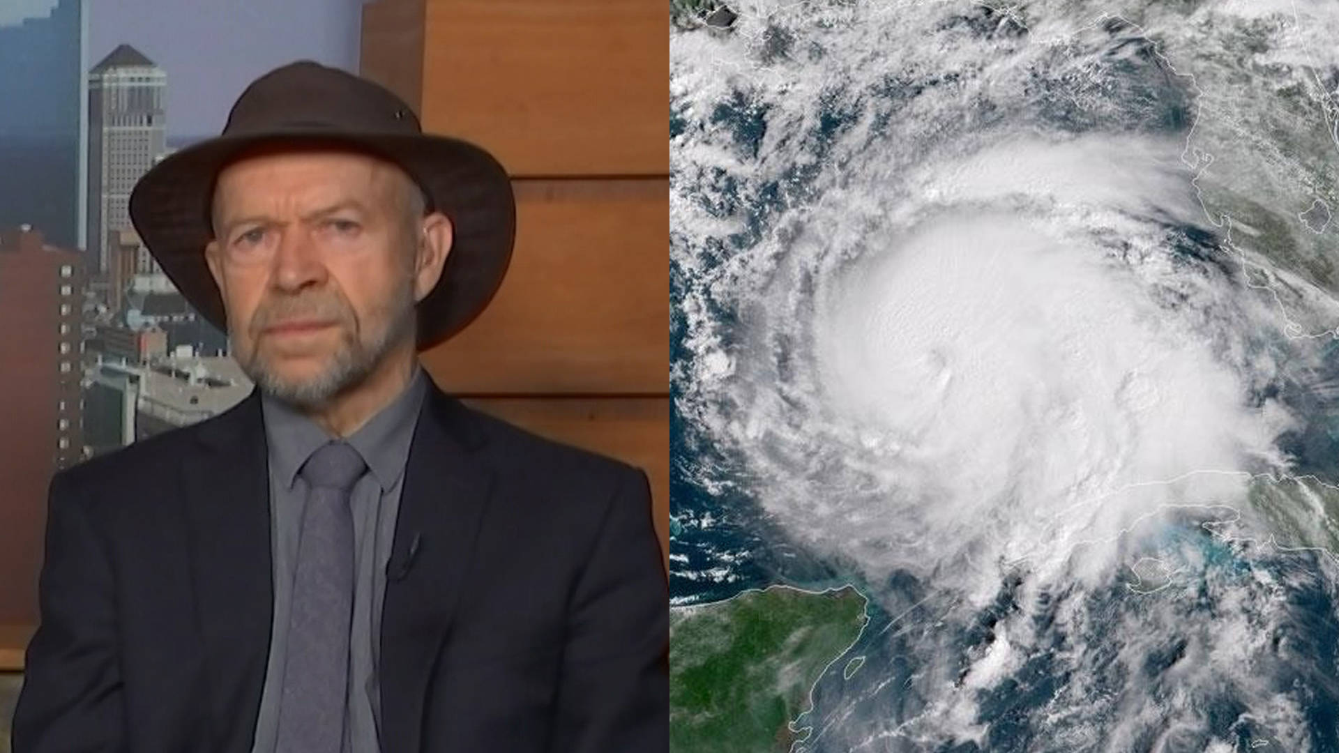 Ex-NASA Scientist Dr. James Hansen: We Need to Act Now to Preserve Our Planet For Future Generations