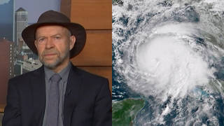 James hansen hurricane michael ipcc report