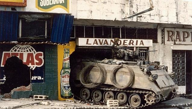 Resultado de imagen de Invasión estadounidense de Panamá de 1989
