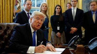 S03 trump signing