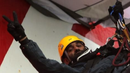 Greenpeace's Kumi Naidoo Live from Occupied Russian Arctic Oil Rig While Being Hit with Water Cannon