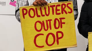Polluters out of cop harjeet singh