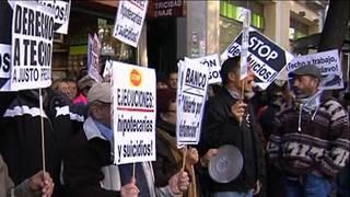 Spain general strike 2