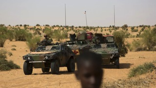 Burkinafaso french soldier 2
