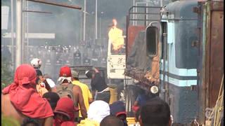 Seg aid truck molotov