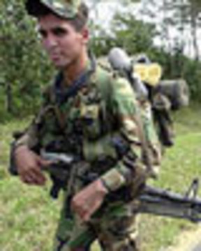 Colombiasoldier
