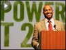"""Hold Both Parties to High Standards"": Van Jones, Obama's Ex-Green Jobs Czar"