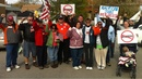 Six Arrested in Illinois Protesting Bain Capital's Plan to Close Sensata Plant, Move Jobs to China