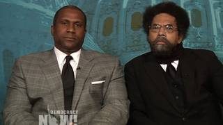Tavis smiley cornel west