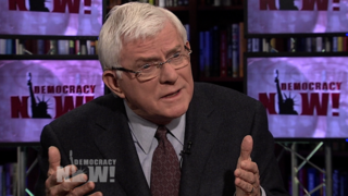 phil donahue iraq