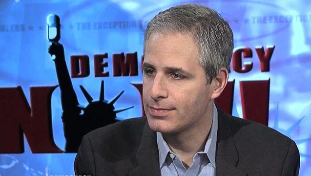 David sirota pensions democracynow 1