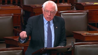 Seg yemen war senate vote sanders