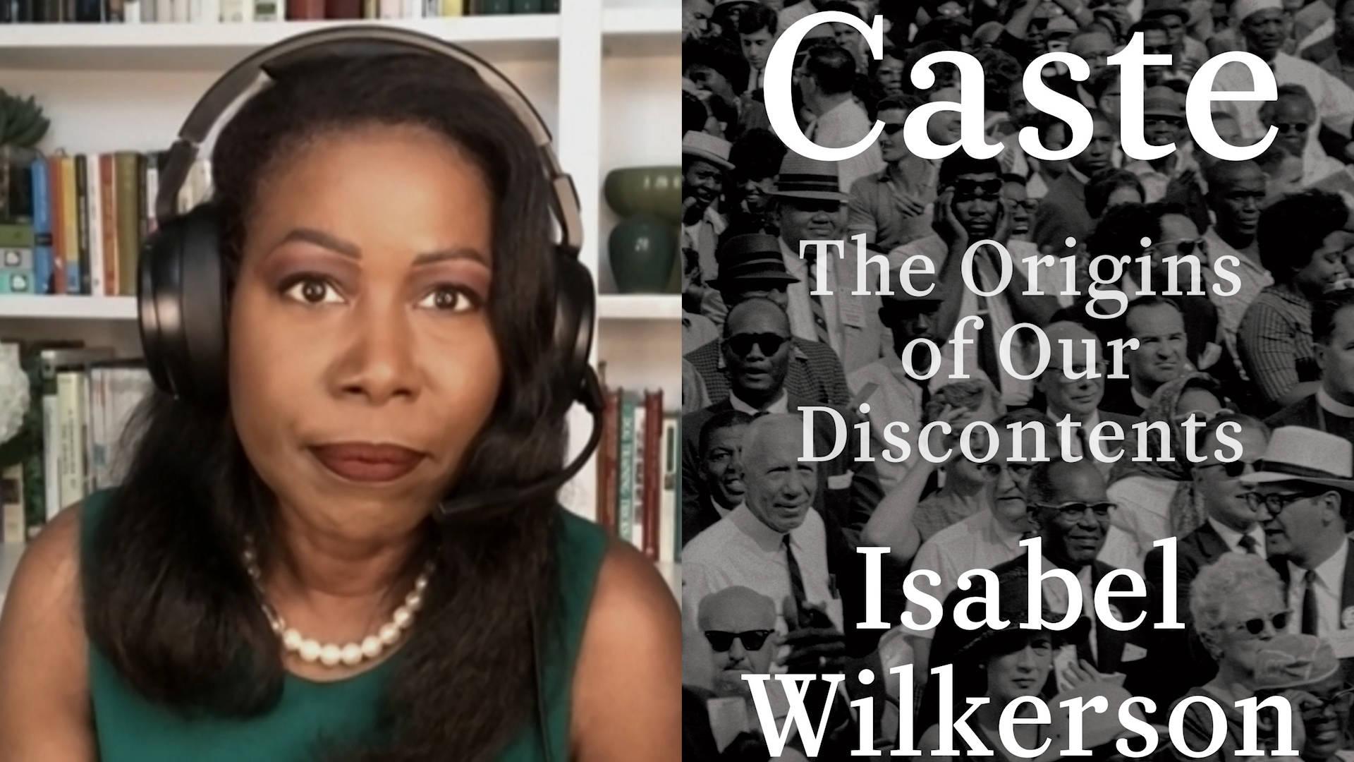 Los nazis aprendieron de Jim Crow: la escritora Isabel Wilkerson habla  sobre el sistema de castas raciales de EE.UU. | Democracy Now!