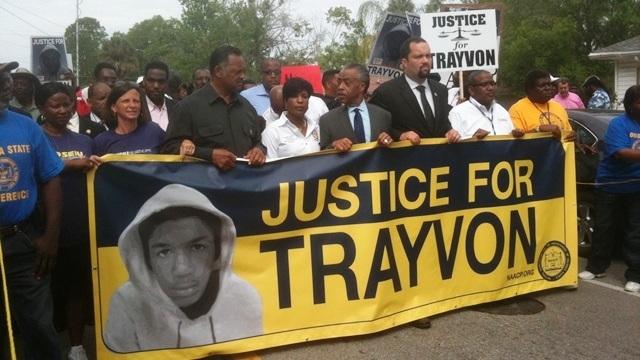 Trayvon martin naacp