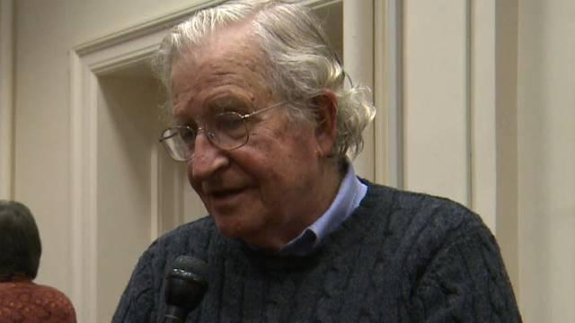 Interview noam chomsky
