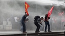 Turkish Unions Hold National Strike as Protesters Face Worst Crackdown to Date