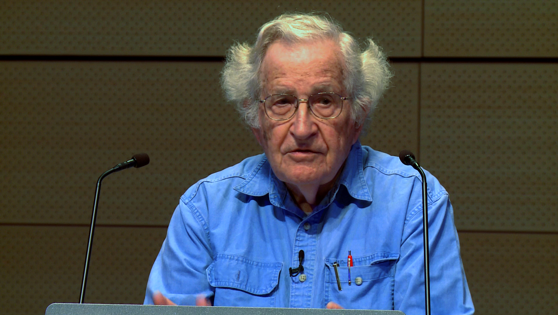 noam chomsky on george orwell  the suppression of ideas