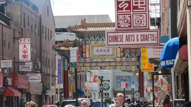 Chinatown phil