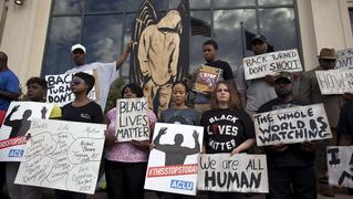 South carolina scott shooting protest black lives matter 2