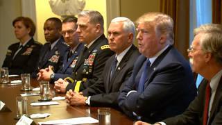 S1 trump cabinet iran