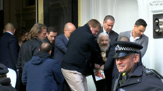 Seg assange arrest