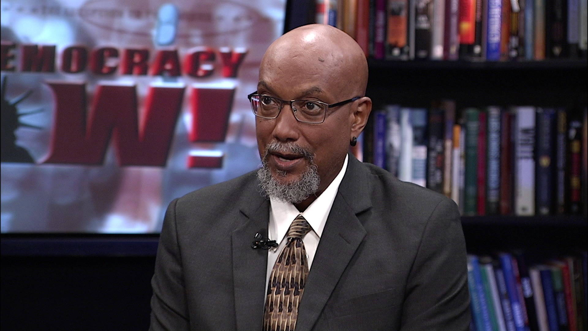 Meet Ajamu Baraka: Green VP Candidate Aims to Continue the Legacy of W.E.B. Du Bois & Malcolm X | Democracy Now!