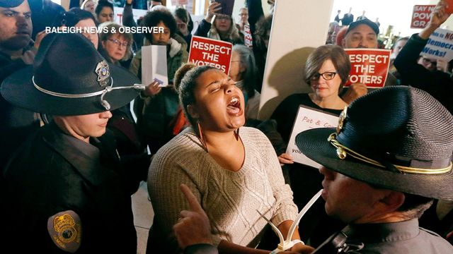 Northcarolinaprotest