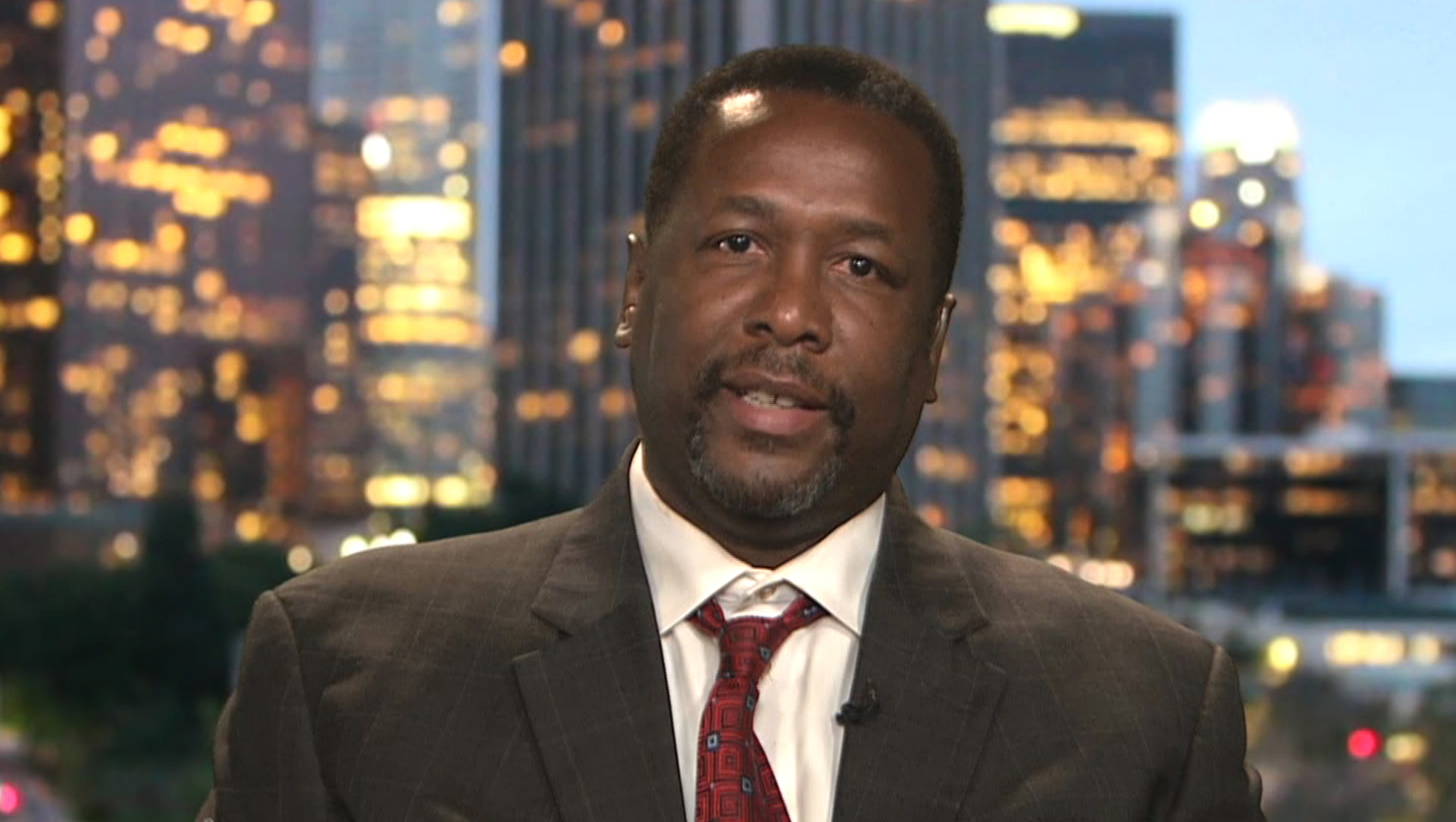wendell pierce wife