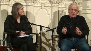 Chomsky amy wideshot