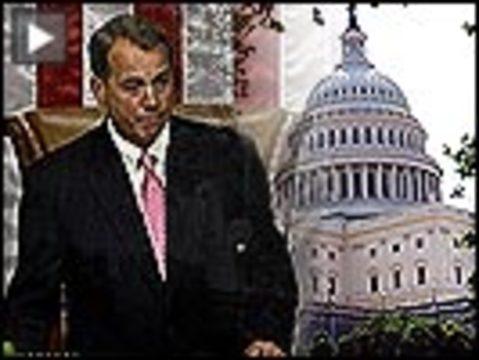 Us debt vote button