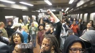 Bart-protest