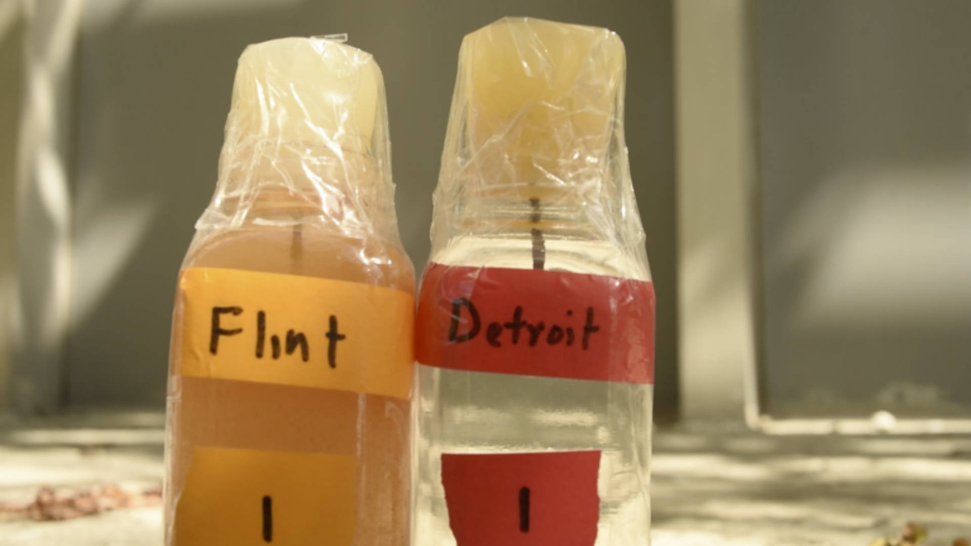 In Flint Mi Theres So Much Lead In >> How Flint Michigan Saved Money And Poisoned Its Children City