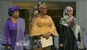 Leymah Gbowee, Ellen Johnson Sirleaf of Liberia Share Nobel Peace Prize with Yemeni Tawakkul Karman